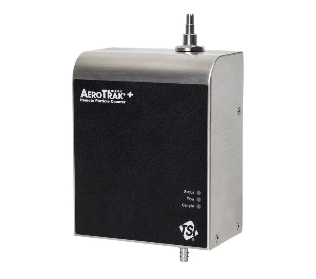 Compteur de particules distant avec pompe intégrée série 6000 - QSGroup