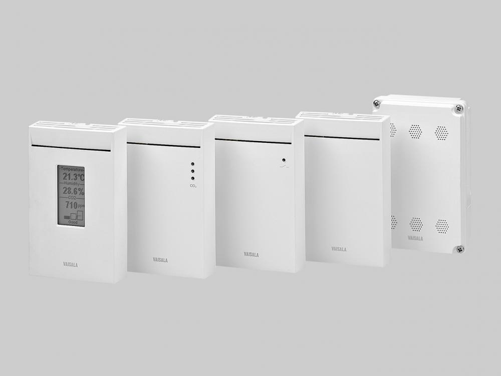 CO2, Humidity and Temperature Transmitter Series GMW80 - QSGroup