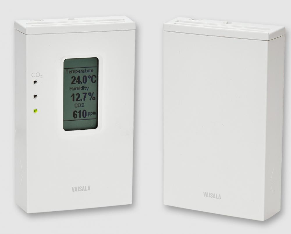 CO2, Temperature and Humidity Transmitter Series GMW90 - QSGroup