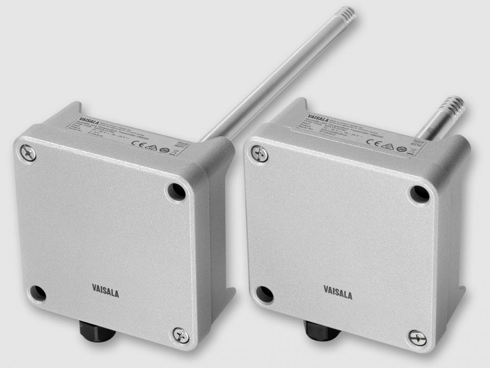 Humidity and Temperature Transmitters HMD60 - QSGroup
