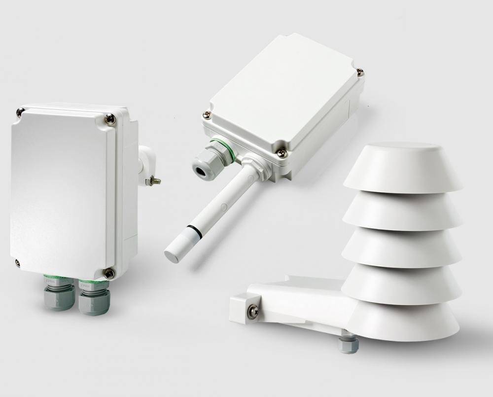 Humidity and Temperature Transmitter Series HMDW110 - QSGroup