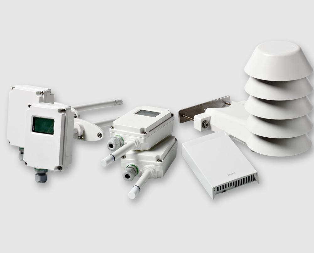 Humidity and Temperature Transmitter Series HMD/W80 - QSGroup