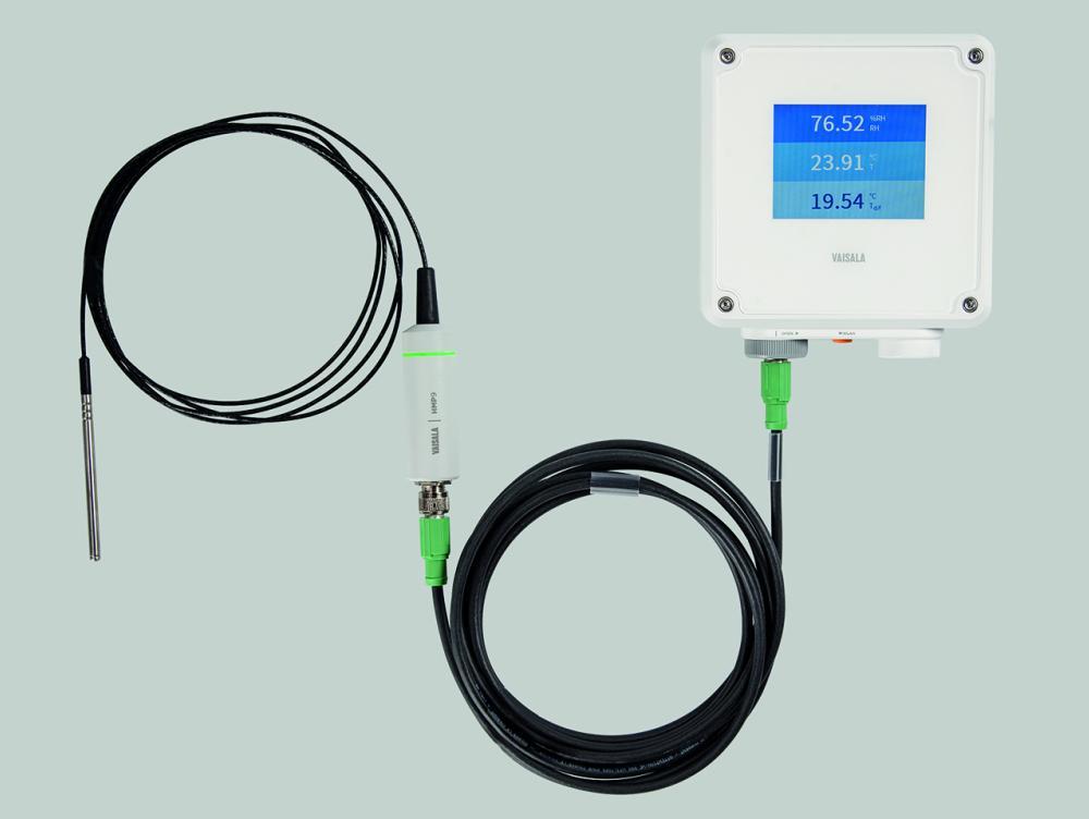 Sonda compatta per umidità e temperatura HMP9 - QSGroup