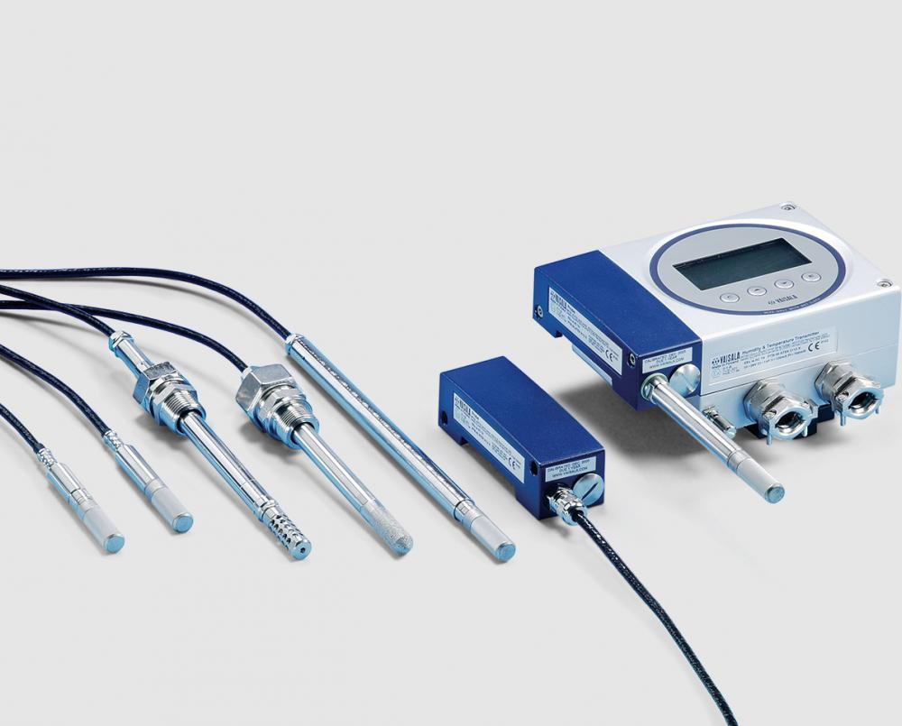 Intrinsically safe Humidity and Temperature Transmitter Series HMT360 - QSGroup