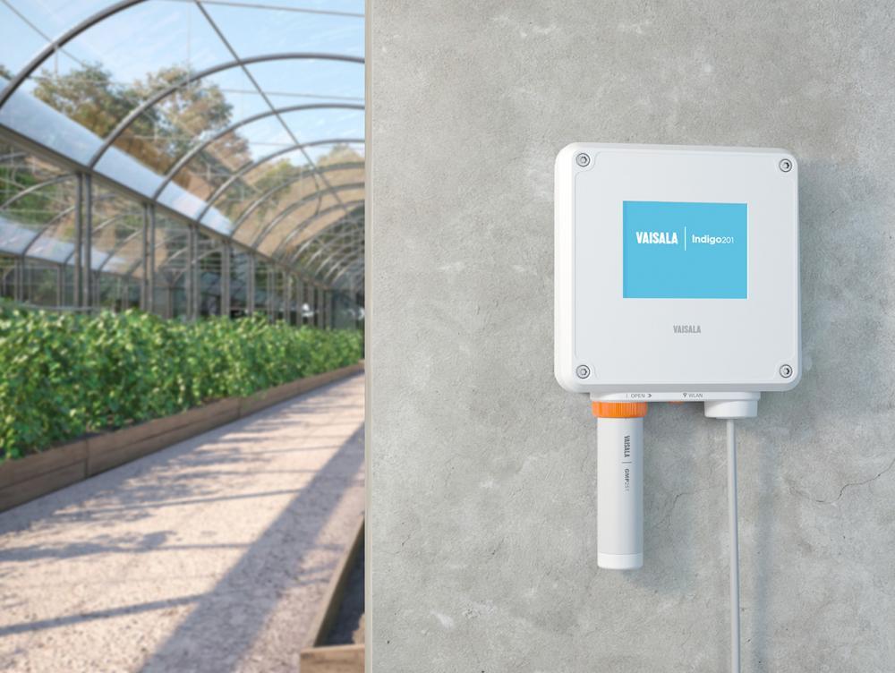 Transmetteurs de la série Indigo200 pour sondes intelligentes Vaisala - QSGroup