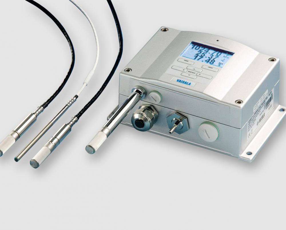 Transmetteur combiné de pression, d'humidité et de température PTU300 - QSGroup